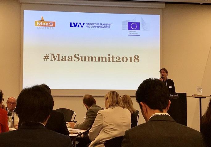 MaaS summit gathers top-level transport experts in Copenhagen