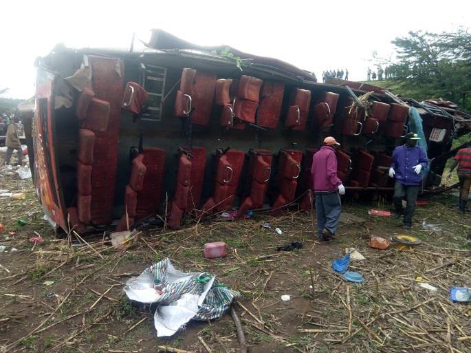 50 killed in road accident in northwest Kenya