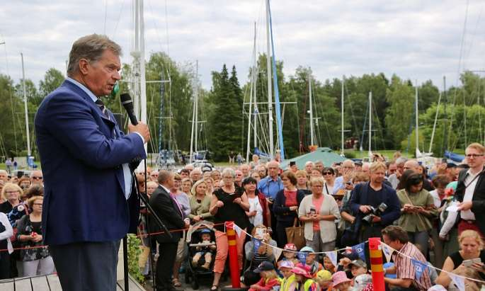 Christian Democrats to back Niinistö in Presidential poll