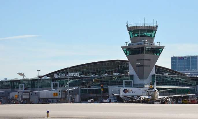 Helsinki Airport renovations affect vehicle traffic