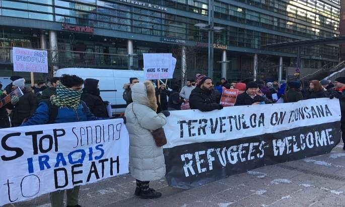 Amnesty censures Finland's asylum policy