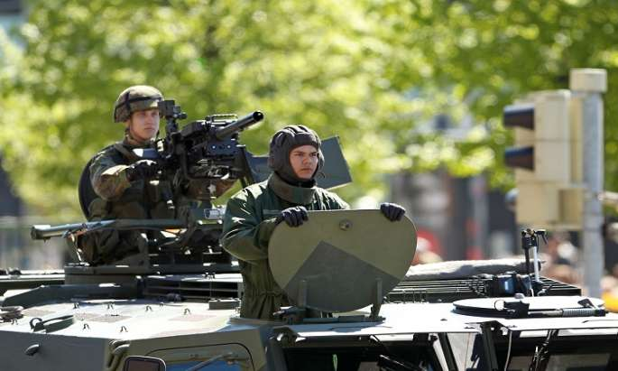 Defence exercise can be witnessed in Rovaniemi