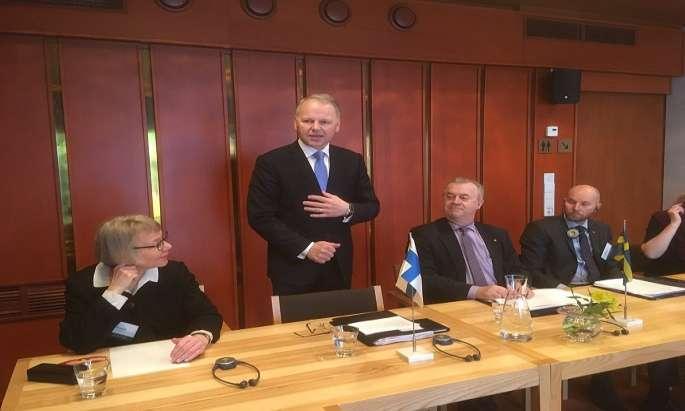 Finland, Sweden extend co-op in food export
