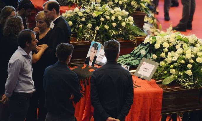 Italy mourns bridge collapse victims, new funds approved